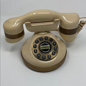Vintage Hollywood Phone Plastic